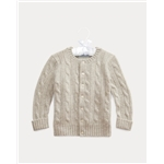 Polo Ralph Lauren Cable-Knit Cashmere Cardigan