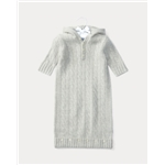 Polo Ralph Lauren Cable-Knit Cashmere Bunting
