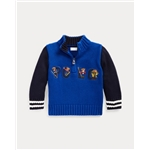 Polo Ralph Lauren Ski Bear Cotton Sweater