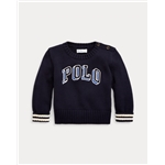 Polo Ralph Lauren Polo Cotton Crewneck Sweater