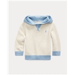 Polo Ralph Lauren Cotton Zip-Back Sweater