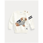 Polo Ralph Lauren Dog Cotton-Wool Sweater