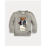 Polo Ralph Lauren Collegiate Bear Sweater