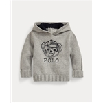 Polo Ralph Lauren Polo Bear Hooded Sweater