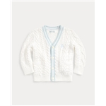 Polo Ralph Lauren Cotton Cricket Cardigan