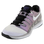 Tennisexpress Women`s Air Zoom Vapor X Tennis Shoes Multi Color and White