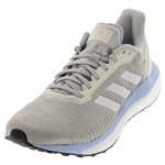 Tennisexpress Women`s Solar Drive 19 Running Shoes Gray Two and White