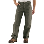 Carhartt B11 Washed Duck Work Pants - Factory Seconds (For Men)