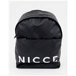 Asos Nicce backpack in black with logo