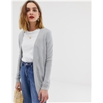 Asos Vero Moda lightweight cardigan in gray