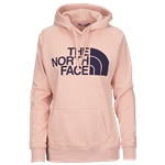 The North Face Jumbo Half Dome Pullover Hoodie - Womens / Misty Rose/Galaxy Purple
