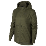 Nike Essential Jacket - Womens / Olive Canvas/Sequoia | Flash