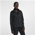 Nike Essential Jacket - Womens / Black | Reflective Silver